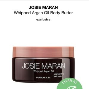 Josie maran whipped argan oil body butter 2fl oz
